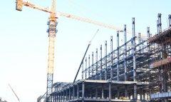 高层重钢体系设计-济南圣泉集团