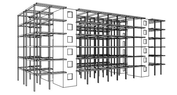滕州装配式学校钢结构设计